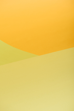 Full frame of blank yellow and orange background