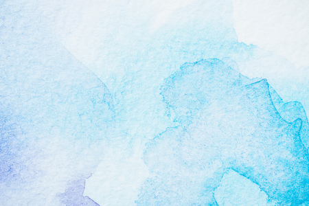 abstract light watercolor blue texture Stockfoto