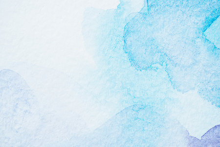 abstract light watercolor blue background Stockfoto