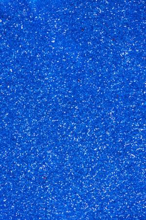 Blue sequin shiny Christmas background Stock Photo - 112334379
