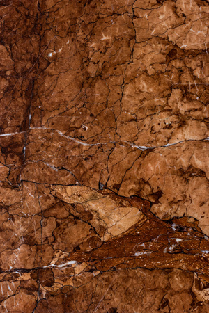 full frame image of brown marble surface background 写真素材
