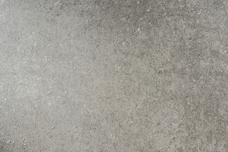 Grey textured granite surface with salt crystals Stockfoto