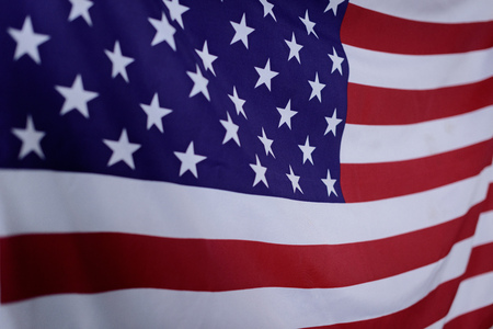 usa flag, americas independence day concept 写真素材