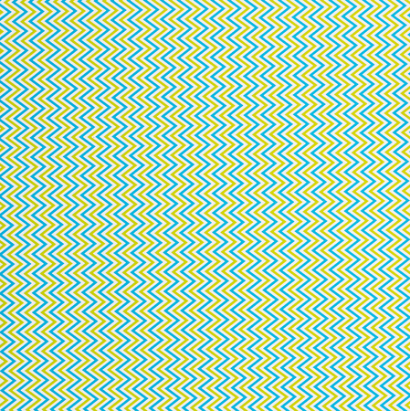 colored vertical narrow zigzag lines background Stock Photo