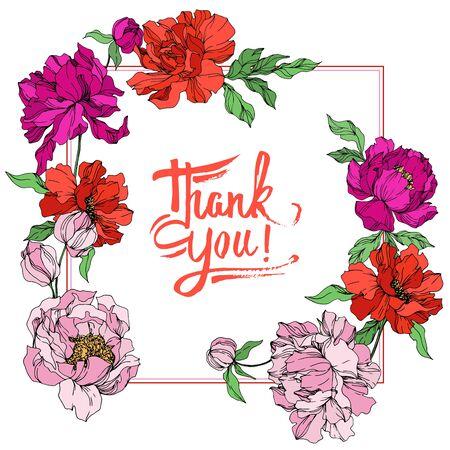 Vector Flax floral botanical flowers. Golden engraved ink art. Wedding background card floral decorative border. Thank you, rsvp, invitation elegant card illustration graphic set banner. Stock fotó