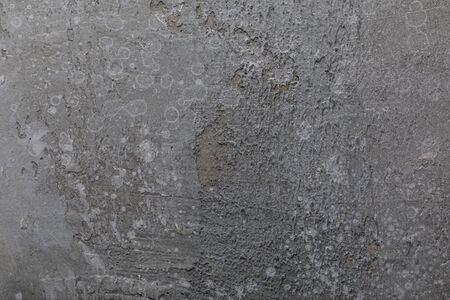 top view of concrete grey surface with copy space