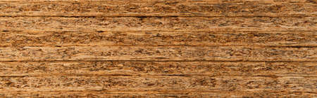background of stacked, pressed wood sheets, banner