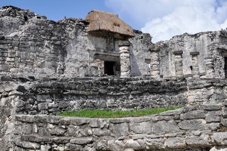 antique stone ruins