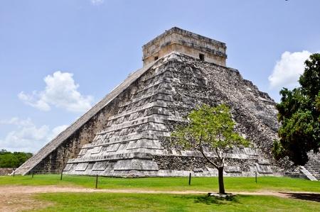 Kukulcan piramide Redactioneel