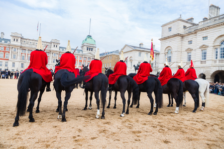 parades: An event celebrating the history and accomplishments of The Household Cavalry offering a unique behind the scenes look at the work that goes into the ceremonial and armoured reconnaissance role of HM The Queens Mounted Bodyguard.