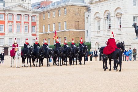 cavalry: An event that celebrates the history and accomplishments of The Household Cavalry offering a unique behind the scenes look at the work that goes into the ceremonial and armoured reconnaissance role of HM The Queens Mounted Bodyguard. Editorial