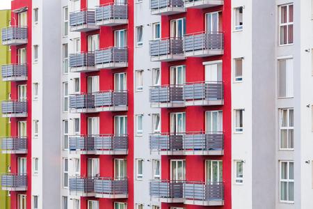New apartmants for sale or to rent - fresh neighborhood. Imagens