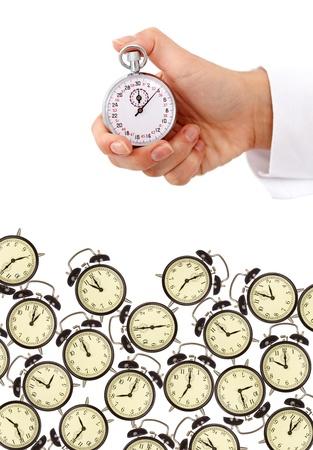 gestion del tiempo: La gesti�n del tiempo y el concepto de plazos - aislados