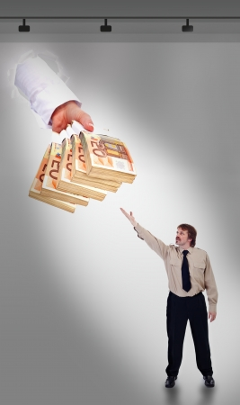 idolatry: The new religion - reward of a businessman faith