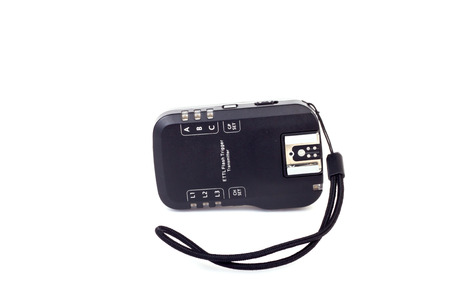 ttl: Wireless Flash Trigger, Isolate on white background