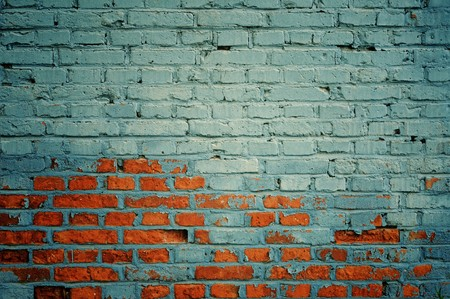 background: Brick wall backgrounds Stock Photo