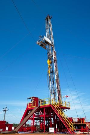 Land drilling rig.