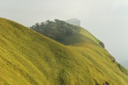 monjong mountain chiangmai Thailand photo