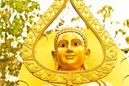 gloden: Gloden buddha chaingmai Thailand