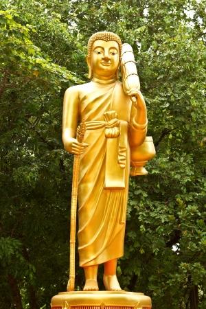 gloden: Gloden buddha Pitsanulok  Thailand
