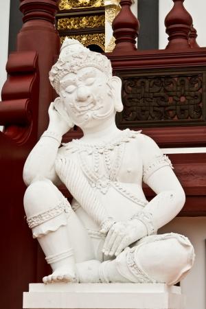 white giant royalrajjapruek chaingmai Thailand photo