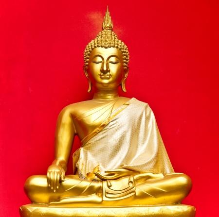Gloden buddha chaingmai Thailand