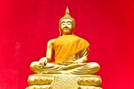 chaingmai: Gloden buddha chaingmai Thailand