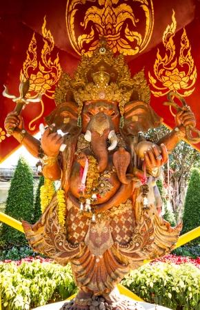 ganesha statue Stock Photo - 16797035