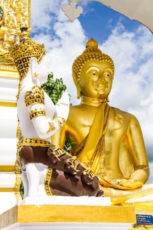 Buddha Kuang phrajaolanna chiangmai Thailand