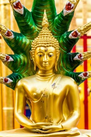 Buddha wat prataht doi suthep chaingmai Thailand