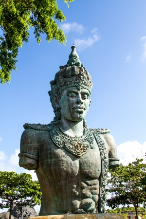 wisnu  GWK cultural park bali indonesia photo