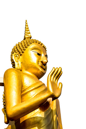 buddha wat sumpanyu chiangmai Thailand photo