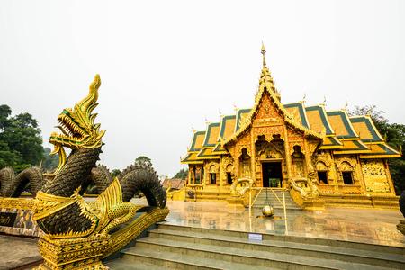 wat phrabahtseeroy, chiangmai Thailand