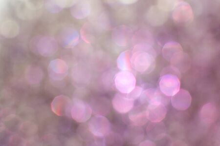 Abstract Bokeh blurred color light can use background for new year 版權商用圖片