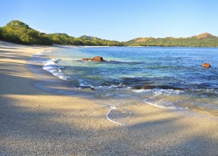 costa rica: Azure Waters of Playa Conchal