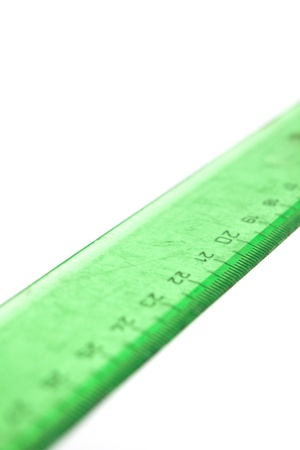 millimetre: ruler (shallow DOF)