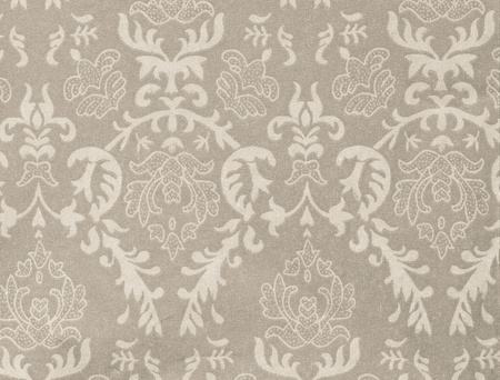 light grey vintage background with damask-like ornamental pattern Stock Photo - 9944380