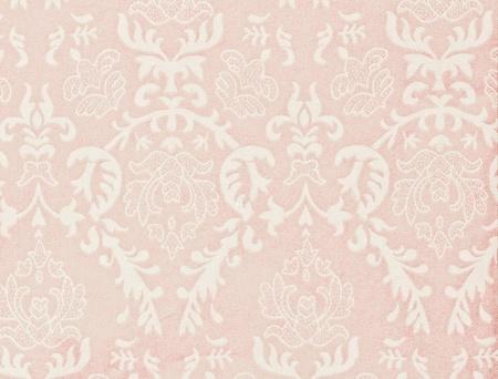 light pink vintage background with damask-like ornamental pattern Stock Photo - 10493826