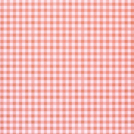 Red checkered rural tablecloth background photo