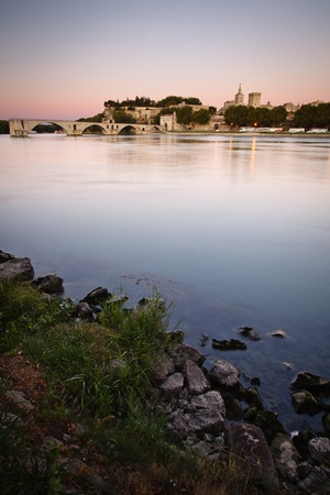 Avignon, France photo