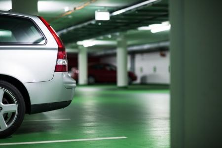 underground parkinggarage