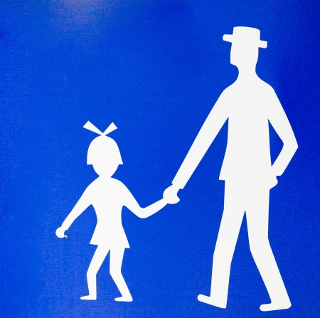 parental guidance concept Stock Photo - 18592563
