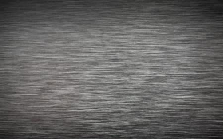 brushed aluminium: Steel brushed aluminium metal background Stock Photo