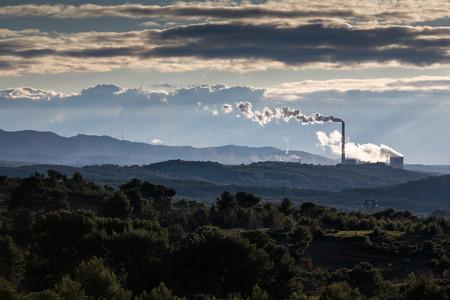 globalwarming: Factory