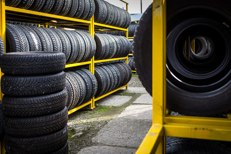 tire: Tires for sale at a tire store
