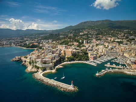 Bastia, Corsica Stok Fotoğraf - 75078938
