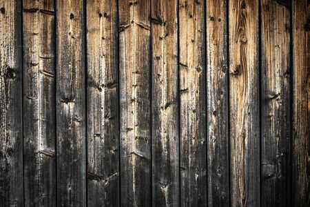 Wood wall texture background. Rustic wall made of old wood texture. Rustic wooden wall texture. Old wood wall texture. Natural wood texture 写真素材