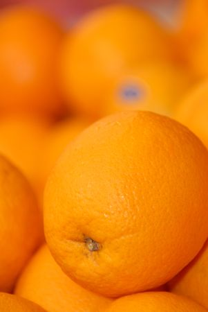 orenge: Oranges Stock Photo