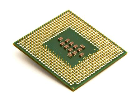 ic: CPU Chip