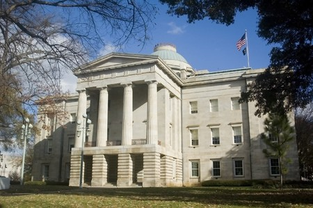 State Capitol Building, Raleigh, North Carolina photo